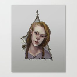 Hedge Witch 1 Canvas Print