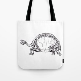 Anatomy of a Turtle Tote Bag