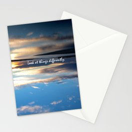 Differently Stationery Cards