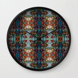 Spirit Vine Wall Clock