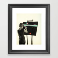 I'll Show You Things You've Never Seen Framed Art Print