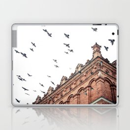 Citys Bird Sanctuary Laptop & iPad Skin