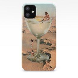 Dry Martini iPhone Case