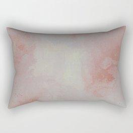 Sun-Filled Concrete Rectangular Pillow