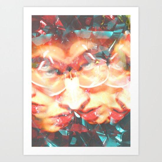 Beyond Me Art Print