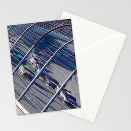 Color Storm Stationery Cards