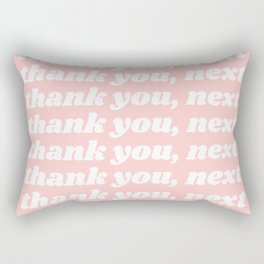 thank you, next Rectangular Pillow