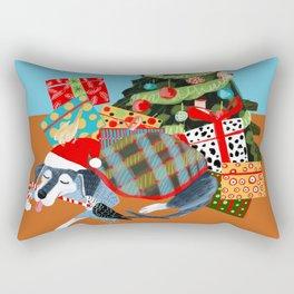 Time to Share Rectangular Pillow