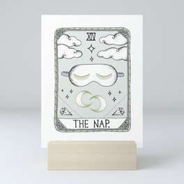 The Nap Mini Art Print