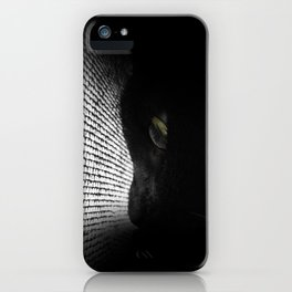 Loko's Dark Intentions: Dark Versus Light 1 iPhone Case