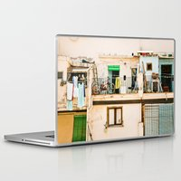 barcelona Laptop & iPad Skins featuring Barcelona by Katie Scully