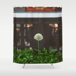 New York Garden Shower Curtain