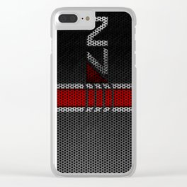 N7 Clear iPhone Case