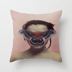 SUSPIRIA VISION Throw Pillow