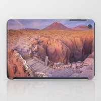 chile iPad Cases featuring Atacama Desert in Chile by Sara Winter