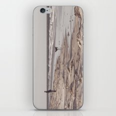 there's a man on the shoreline... iPhone & iPod Skin