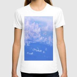 Cloud mountains T-shirt