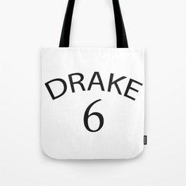 drake 6 Tote Bag