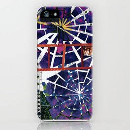 All Ladders Panel 1 iPhone Case