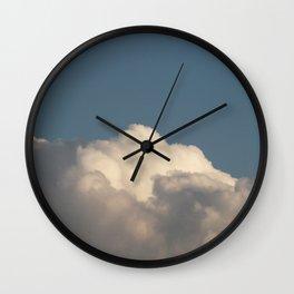 simple · sky  Wall Clock