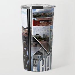 Cardiff Bay Travel Mug
