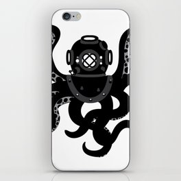 Octo Dive iPhone Skin
