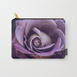 Fibonacci Rose Carry-All Pouch