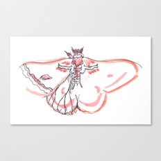 Mothling Canvas Print