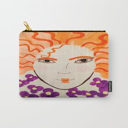 Winifred. Carry-All Pouch