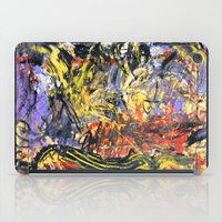 coldplay iPad Cases featuring Parachutes 00' by l.w.
