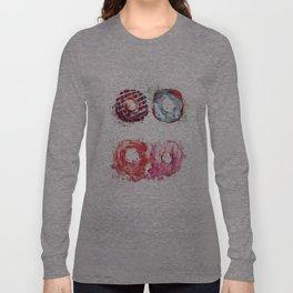 Donuts love Long Sleeve T-shirt