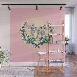 Feeling Calm? Wall Mural