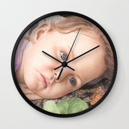Captivated Wall Clock