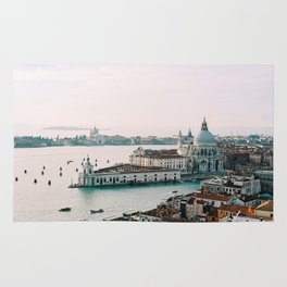December Sunset, Venice Rug