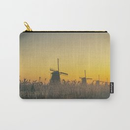 Sunrise at Kinderdijk III Carry-All Pouch