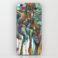 My Favorite Zelda Weapons iPhone & iPod Skin