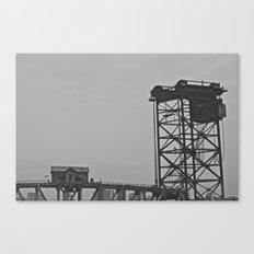 bridgehouse Canvas Print