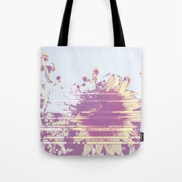 Vanishing summer Tote Bag