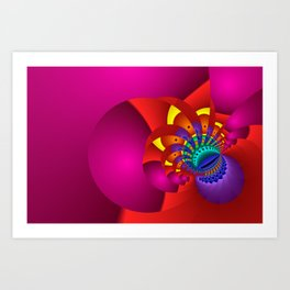 for wall murals and more -14- Art Print