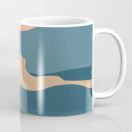 Nightswim Coffee Mug