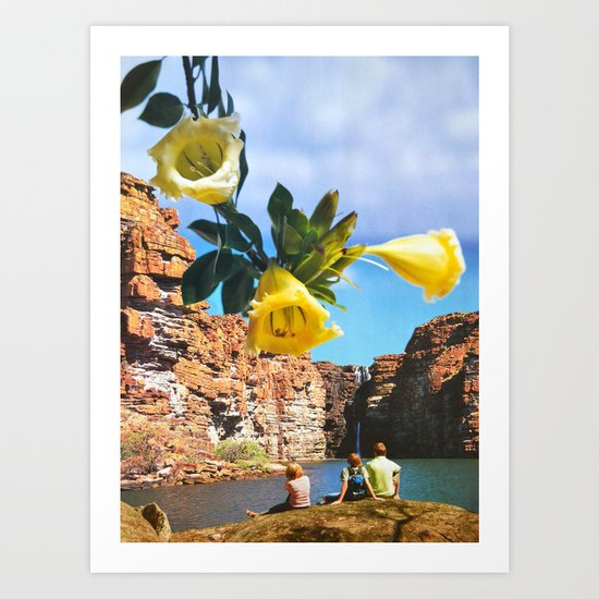 This Place Art Print