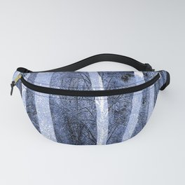 Trees Vertical Fanny Pack