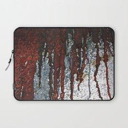 Bloody Rust Drips Laptop Sleeve