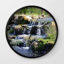 Your Spirit Lingers Wall Clock