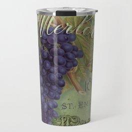 Wines of France Merlot Travel Mug