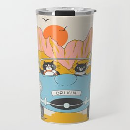Road trip Travel Mug