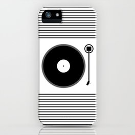 gramofon iPhone Case