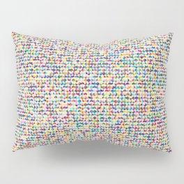 Cuben mini cube grid Pillow Sham