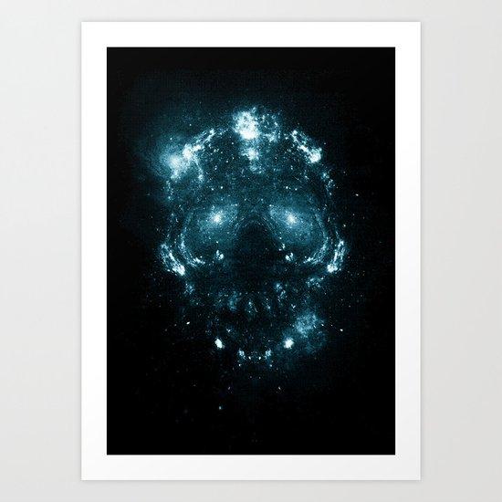 Lost Galaxy Art Print
