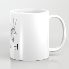 Snailed it! Coffee Mug